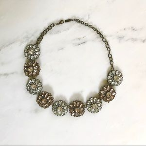 Gorgeous Baublebar round statement necklace